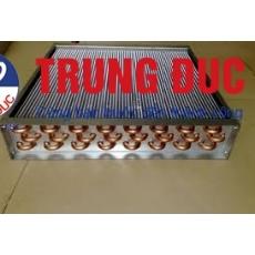 Trao đổi nhiệt ống đồng cánh nhôm tấm ,thiết kế ,chế tạo theo yêu cầu(radiator)hãy để chúng tôi hổ trợ các chuyên gia-
